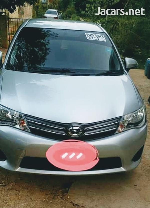 Toyota Axio 1,4L 2013