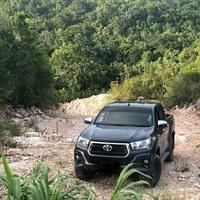 Toyota Hilux 3,0L 2020