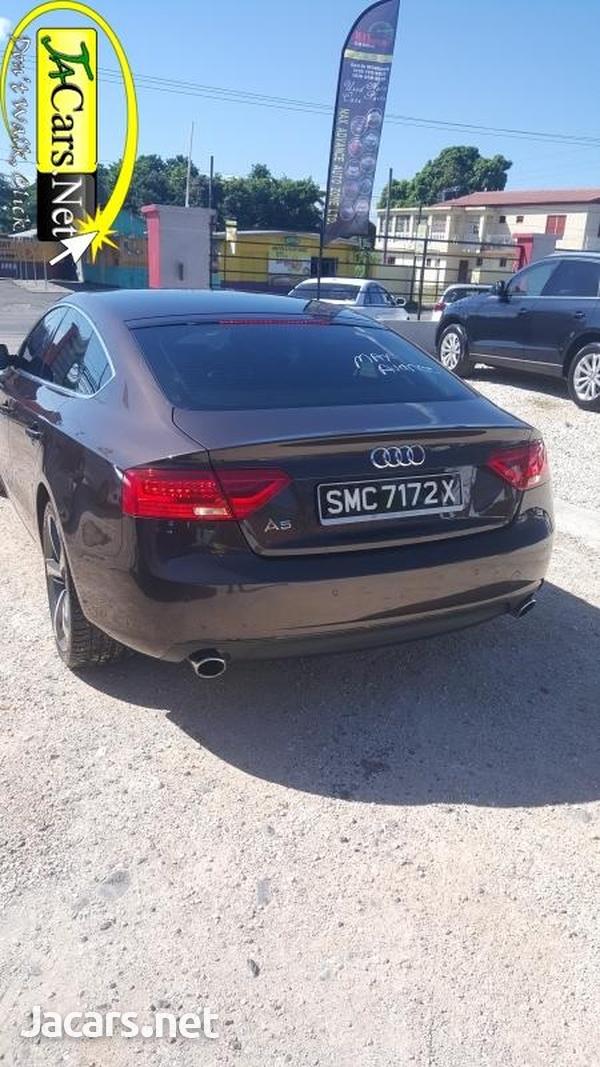 Audi A5 1,8L 2013-5