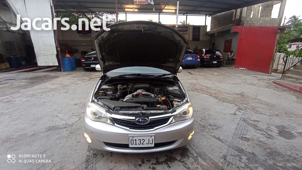 Subaru Impreza 2,5L 2011-14