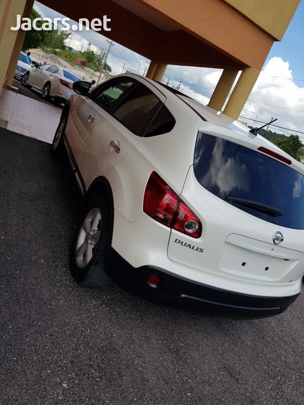 Nissan Dualis 2,0L 2013-3