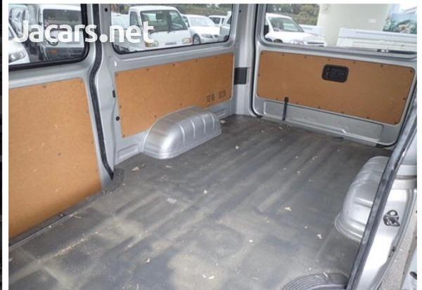 Toyota Hiace 2,5L 2014-8