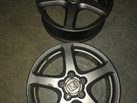 Original Honda Civic Stock Rims