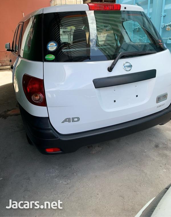Nissan AD Wagon 1,4L 2015-6