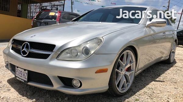 Mercedes-Benz CLS-Class 5,0L 2009-3
