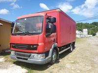 Daf Box Truck 7,0L 2008