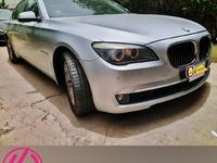 BMW 7-Series 3,0L 2011