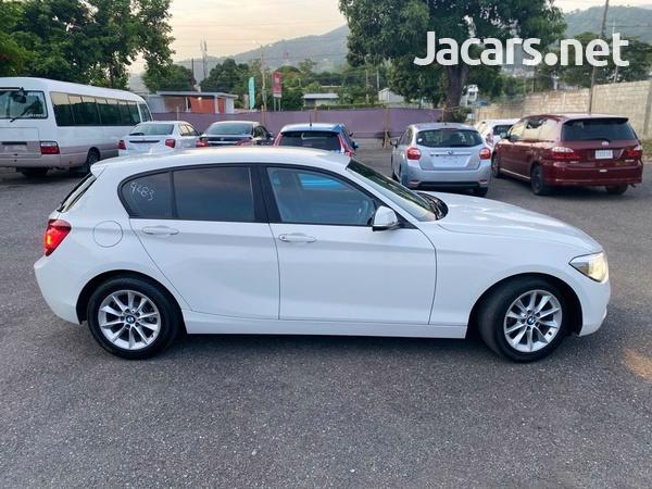 BMW 1-Series 1,6L 2015-4