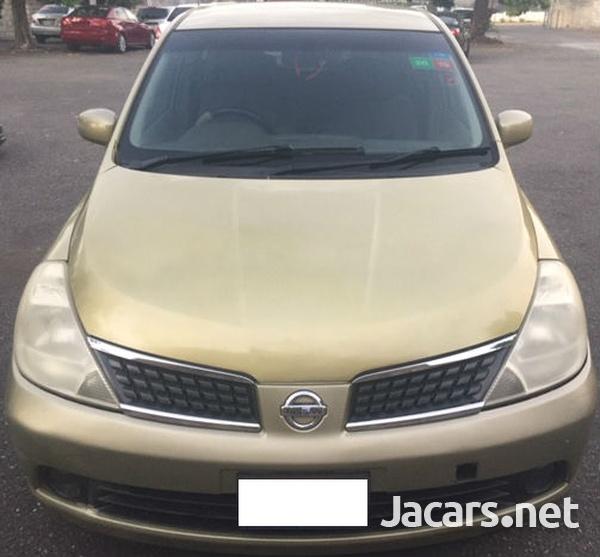 Nissan Tiida 1,5L 2007-4