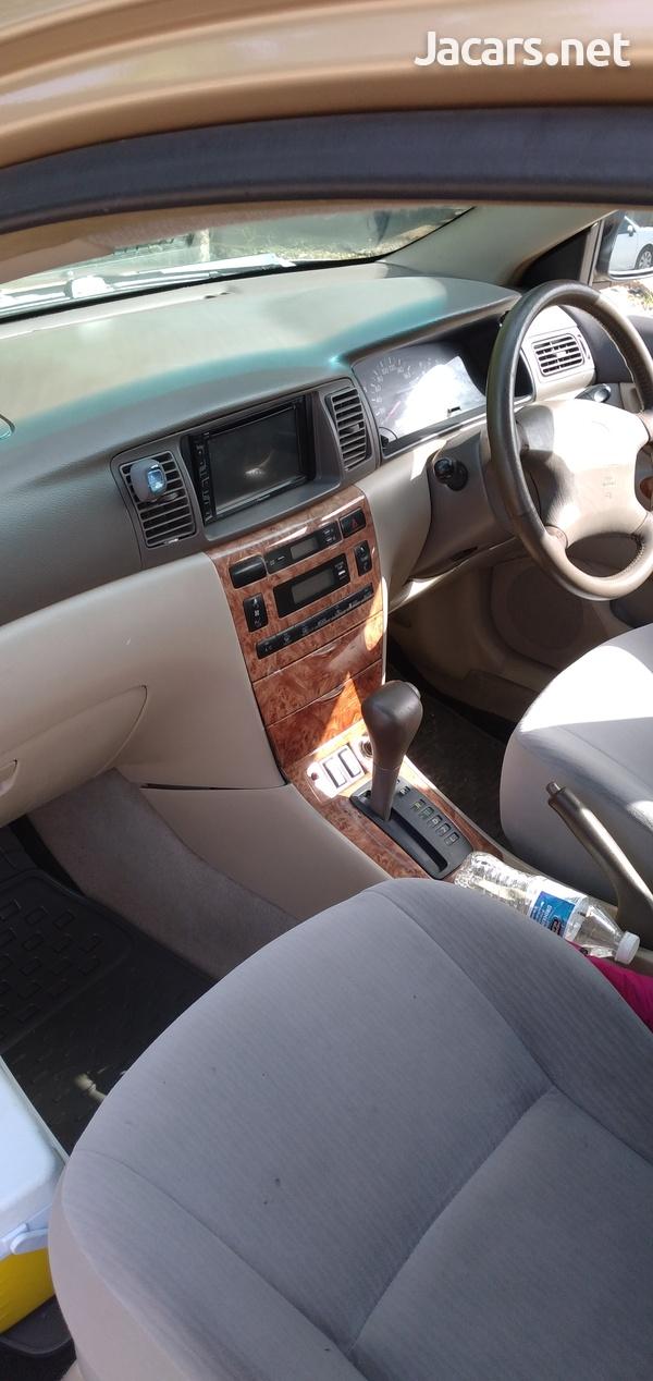 Toyota Axio 1,6L 2004-11