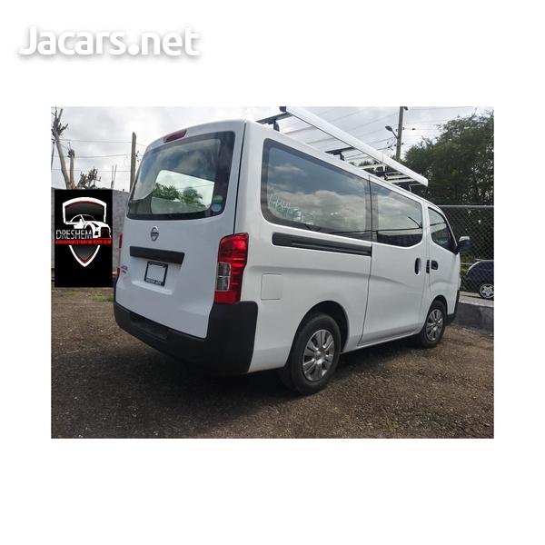 Nissan Caravan 2,0L 2015-13