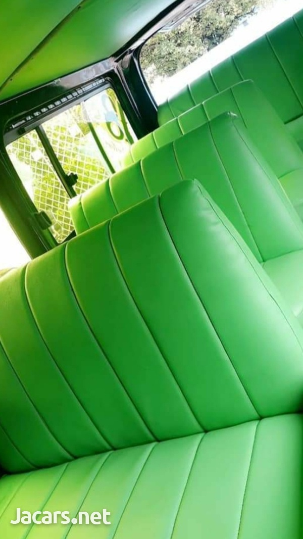 We make and install bus seats for your hiace and caravan-3