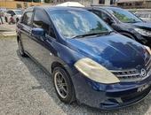 Nissan Tiida 1,1L 2010