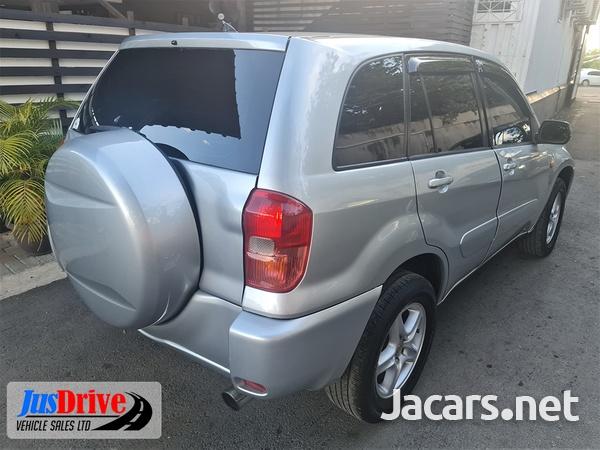Toyota RAV4 2,0L 2002-6