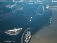 BMW 1-Series 2,0L 2013