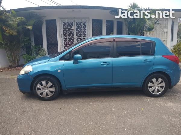 Nissan Tiida 1,6L 2006-3