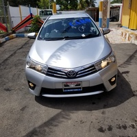 Toyota Corolla Altis 2,0L 2015