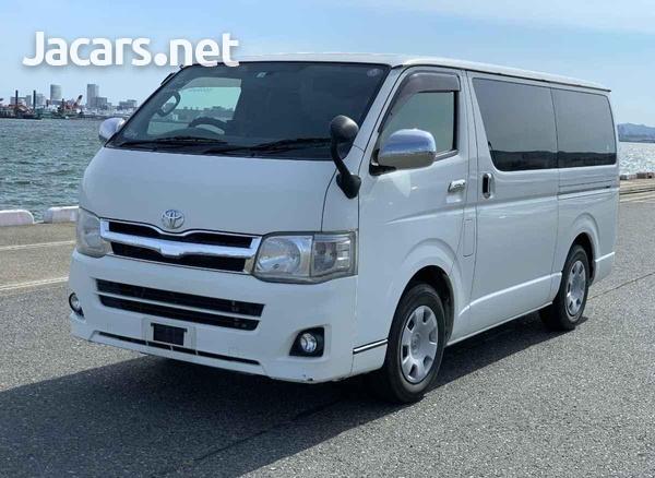 Toyota Hiace 3,0L 2013-2