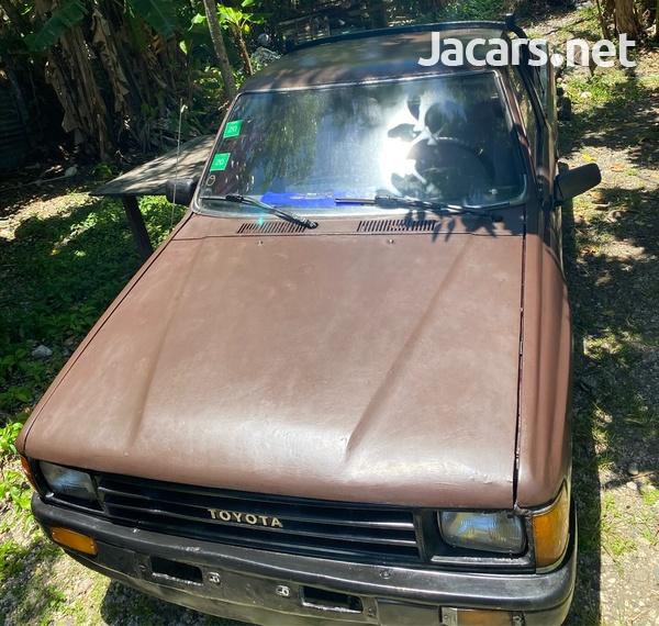 Toyota Hilux 1,5L 1990-3