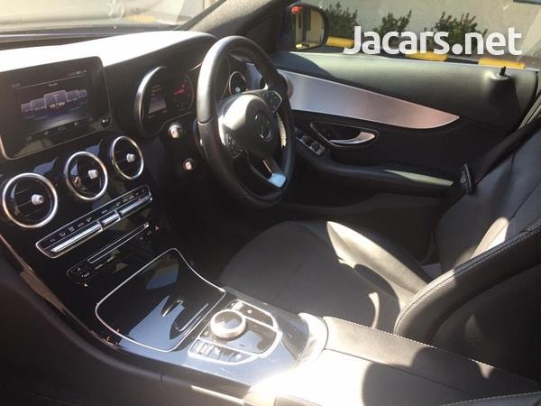 Mercedes-Benz C-Class 2,0L 2016-10