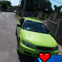 Honda Civic 1,6L 1997