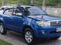 Toyota Fortuner 2,7L 2011