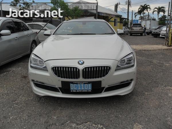BMW 6-Series 4,0L 2014-1