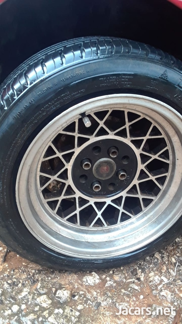 15inch rims and tyre.-2