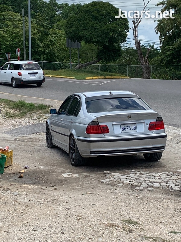 BMW 3-Series 2,5L 2000-4