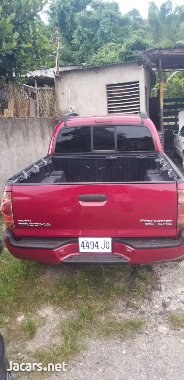 Toyota Tacoma 2,5L 2006-10
