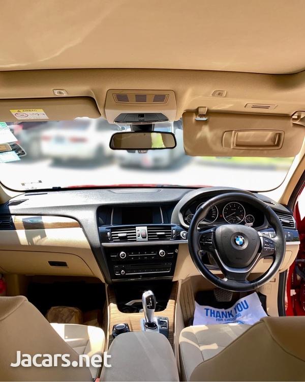 BMW X3 2,0L 2017-7