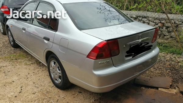 Honda Civic 1,4L 2002-6