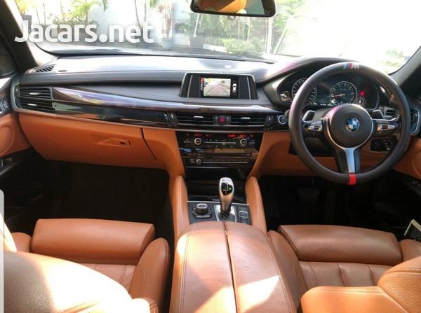 BMW X6 5,0L 2015-5