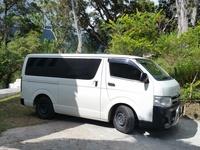 2012 Toyota Regius Ace Bus