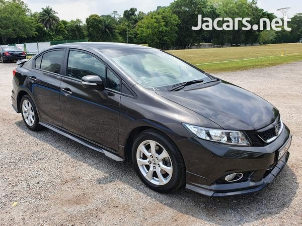 Honda Civic 1,6L 2015-1