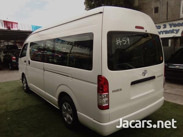 2016 Toyota Hiace Commuter-6