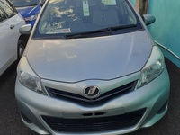 Toyota Vitz 0,5L 2013