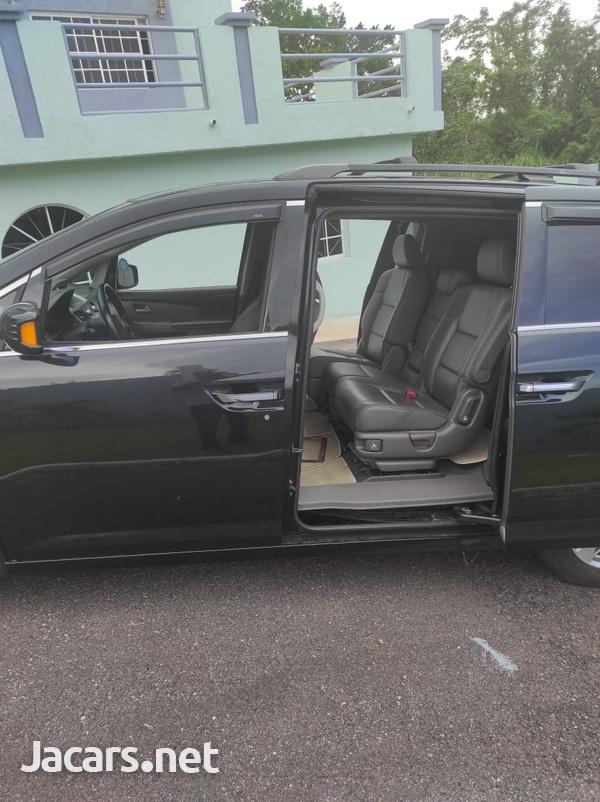 Honda Odyssey 3,6L 2011-7