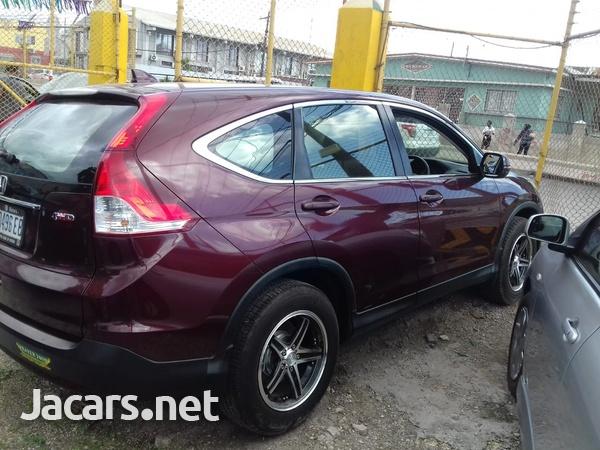 Honda CR-V 1,6L 2012-6