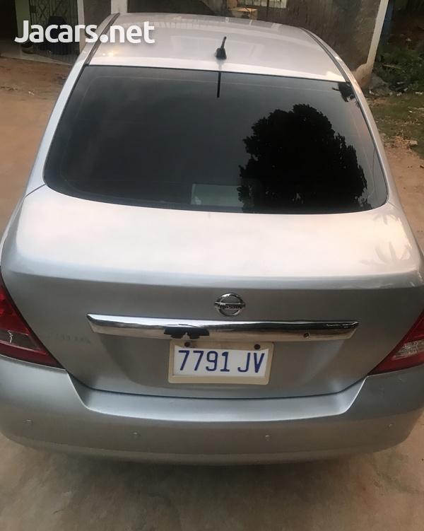 Nissan Tiida 1,5L 2006-3