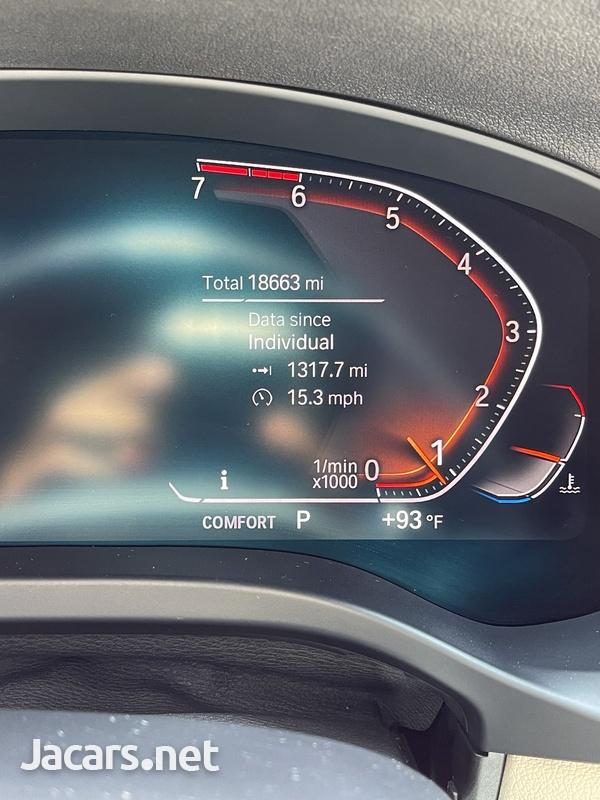 BMW X3 2,0L 2020-8