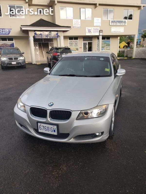 BMW 3-Series 1,8L 2011-11