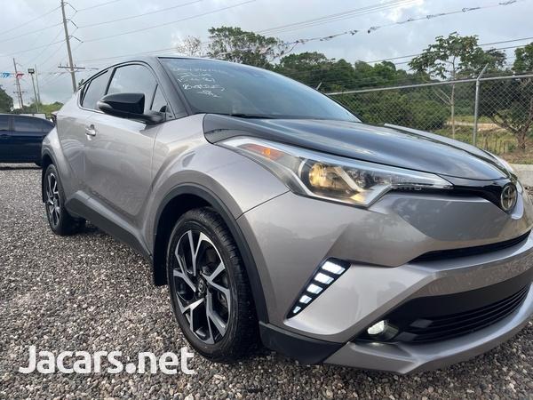 Toyota C-HR 2,0L 2019-3