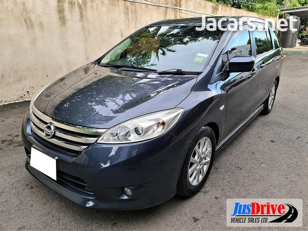 Nissan LaFesta 1,9L 2012-3