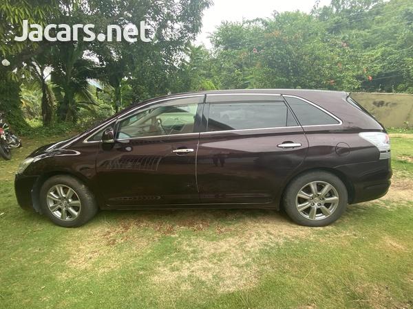 Toyota Mark X 3,5L 2012-3