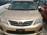 Toyota Corolla 1,5L 2012