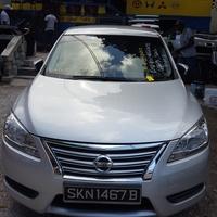 Nissan Sylphy 2,0L 2014