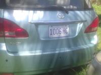 Toyota Picnic 1,0L 2001