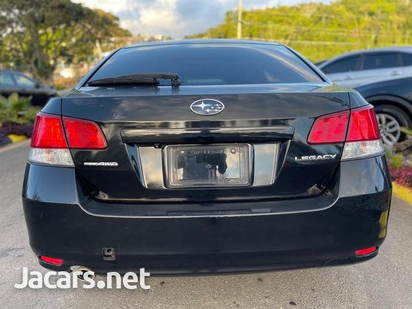 Subaru Legacy 2,5L 2011-10