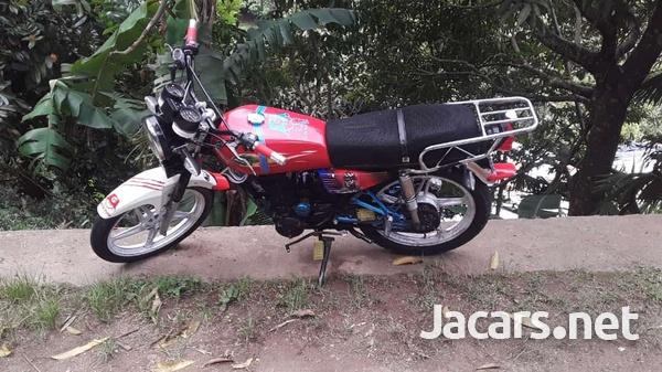 2018 Zhuijang 200 motorbike-2